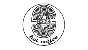 Smoking Hot Coffee