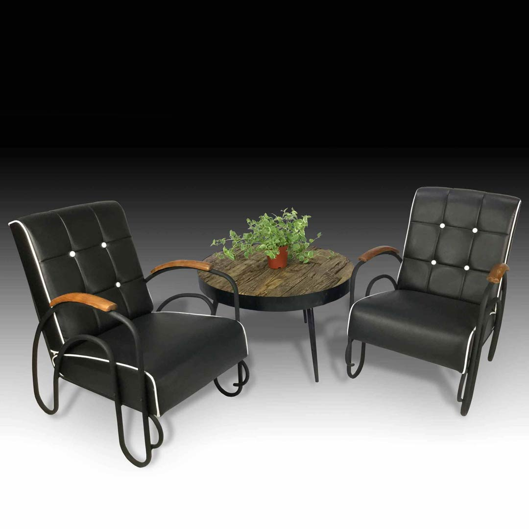 Gianni lounge armchair