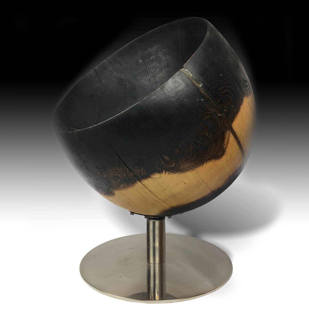 bowl organic stool