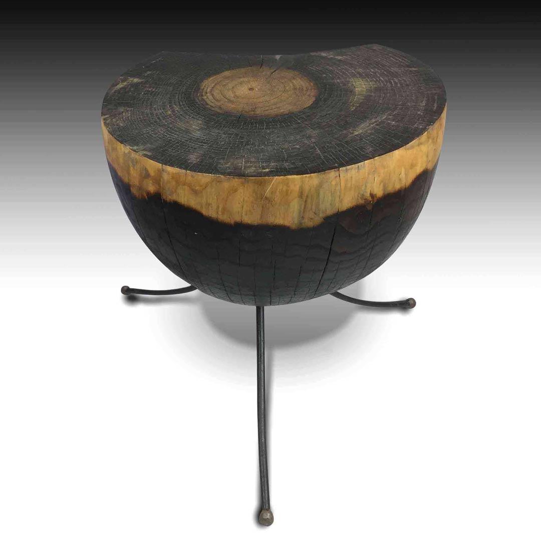 Core organic stool coffee table