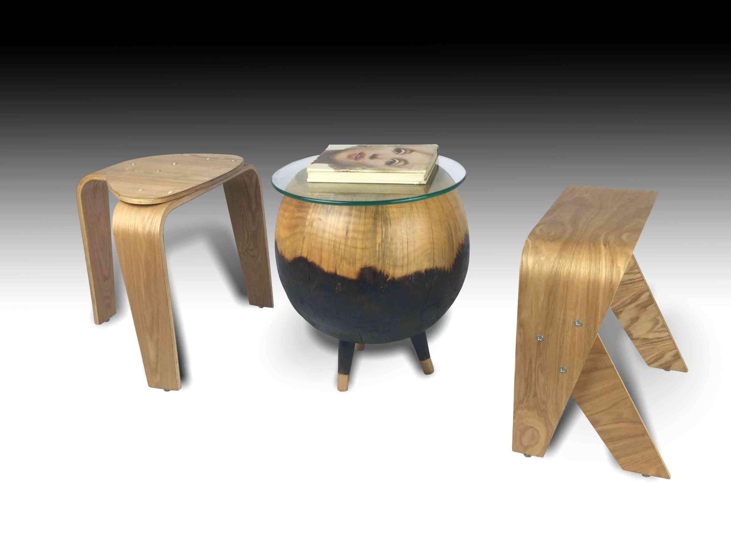 Zen furniture titan organic coffee table