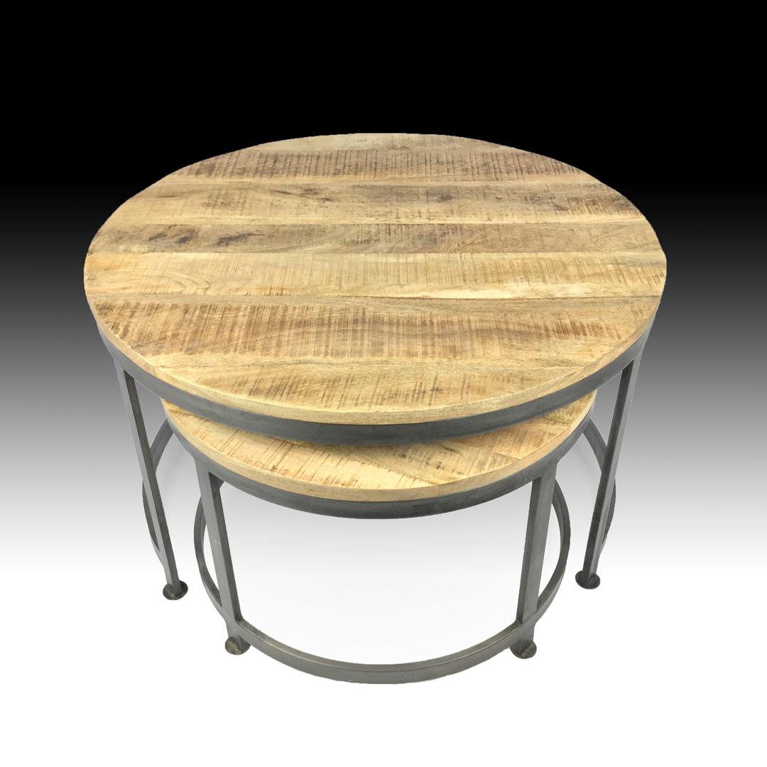 Aspen coffee table square