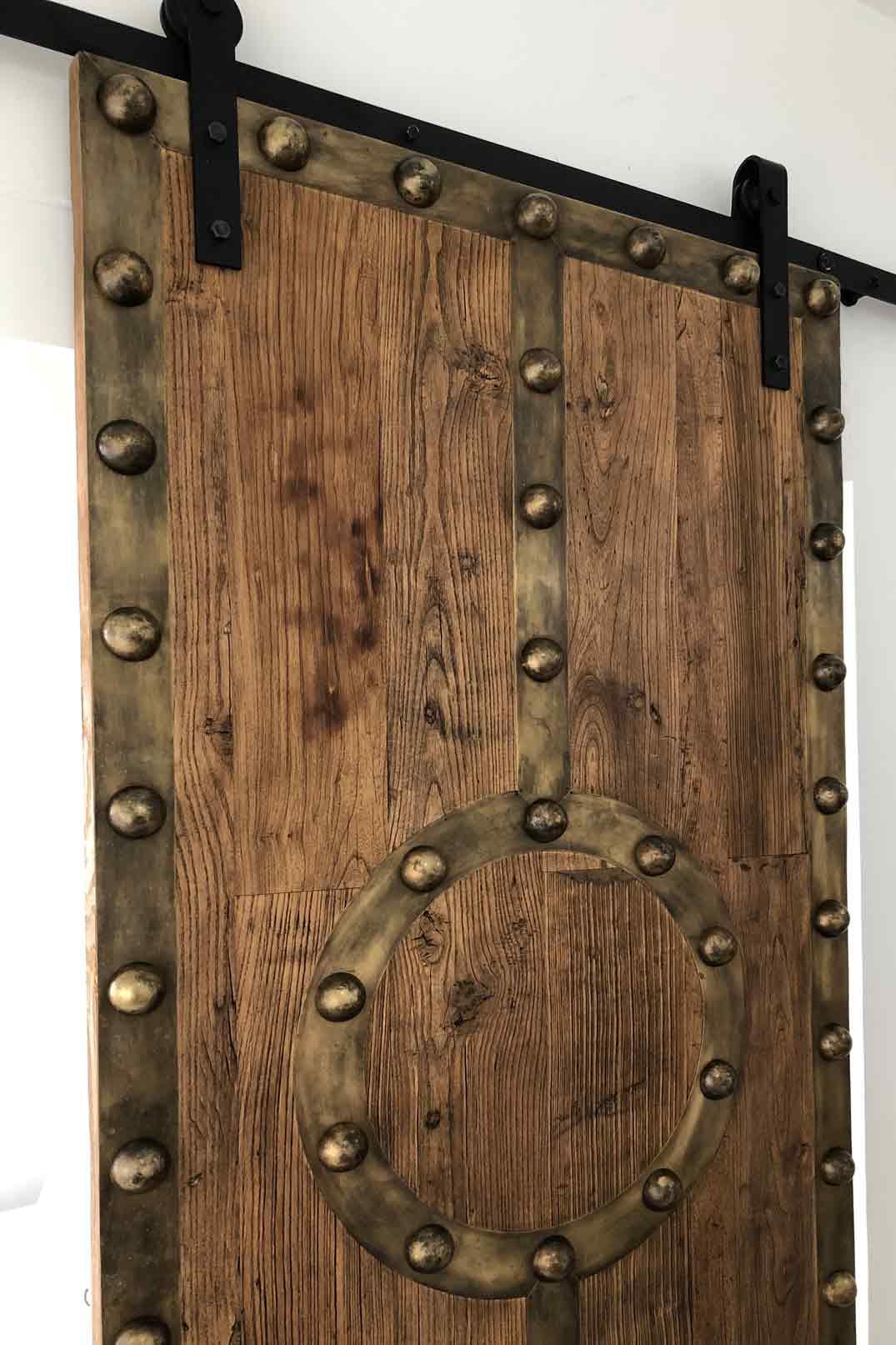 Barn door customer house