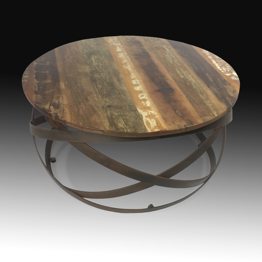 Cashel coffee table square