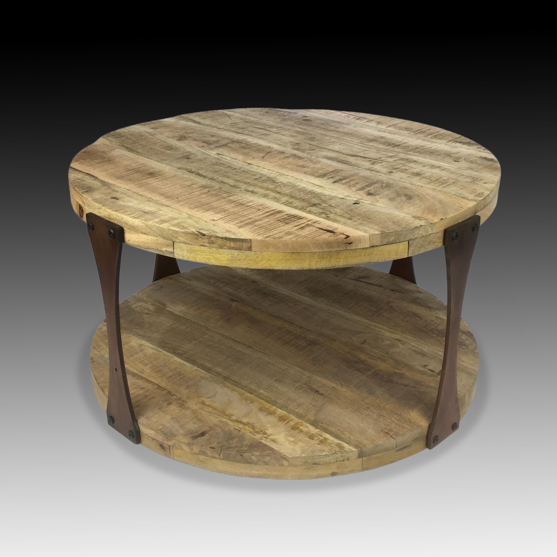 Franco coffee table square