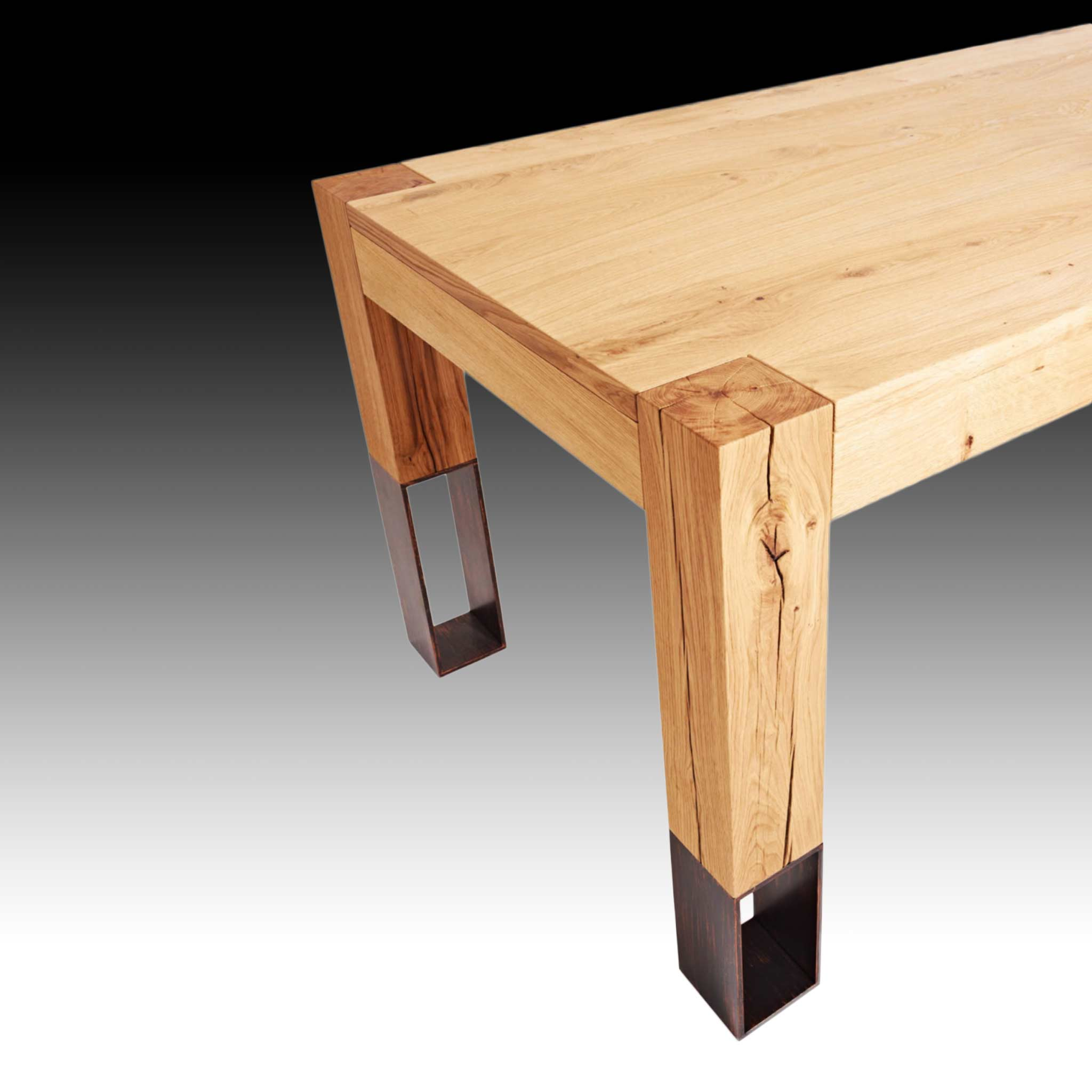 Dining table bespoke