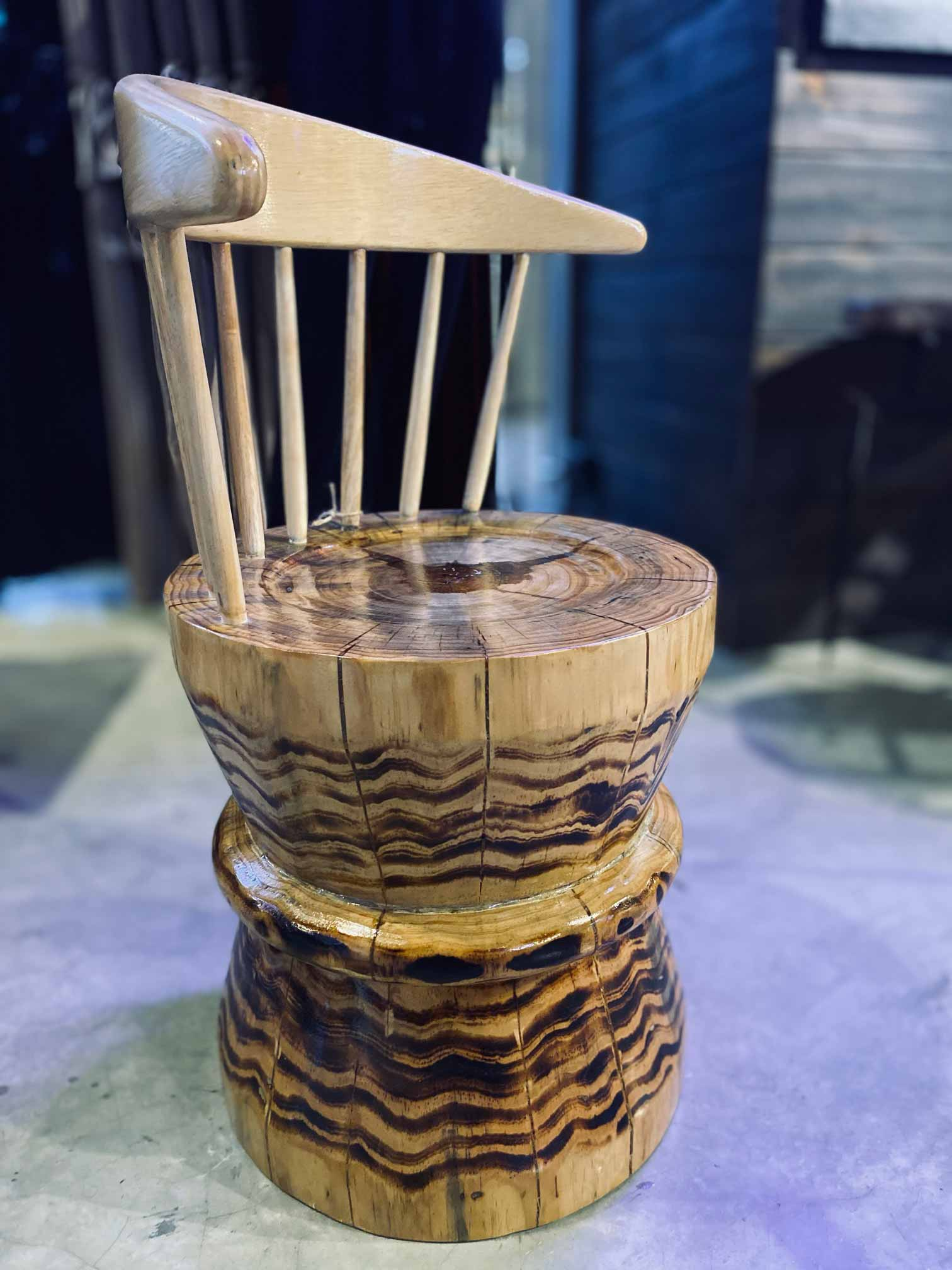 Handcrafted Furniture Singapore Hourglass