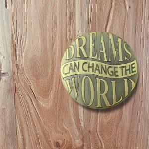 'Dream' Barn Door Metal Knob