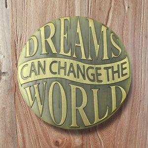 Dream barn door knob