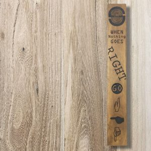 Right handle barn door