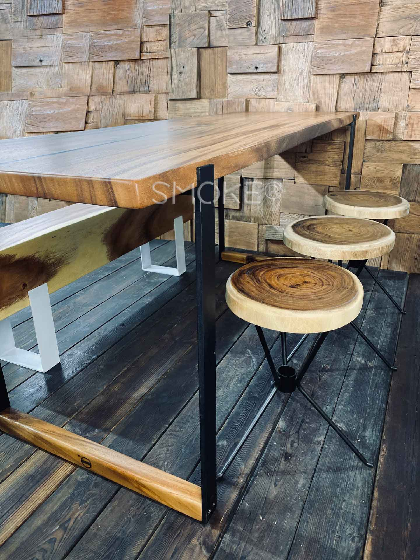 Wooden Dining Tables Singapore Customised Your Solid Wood Tables