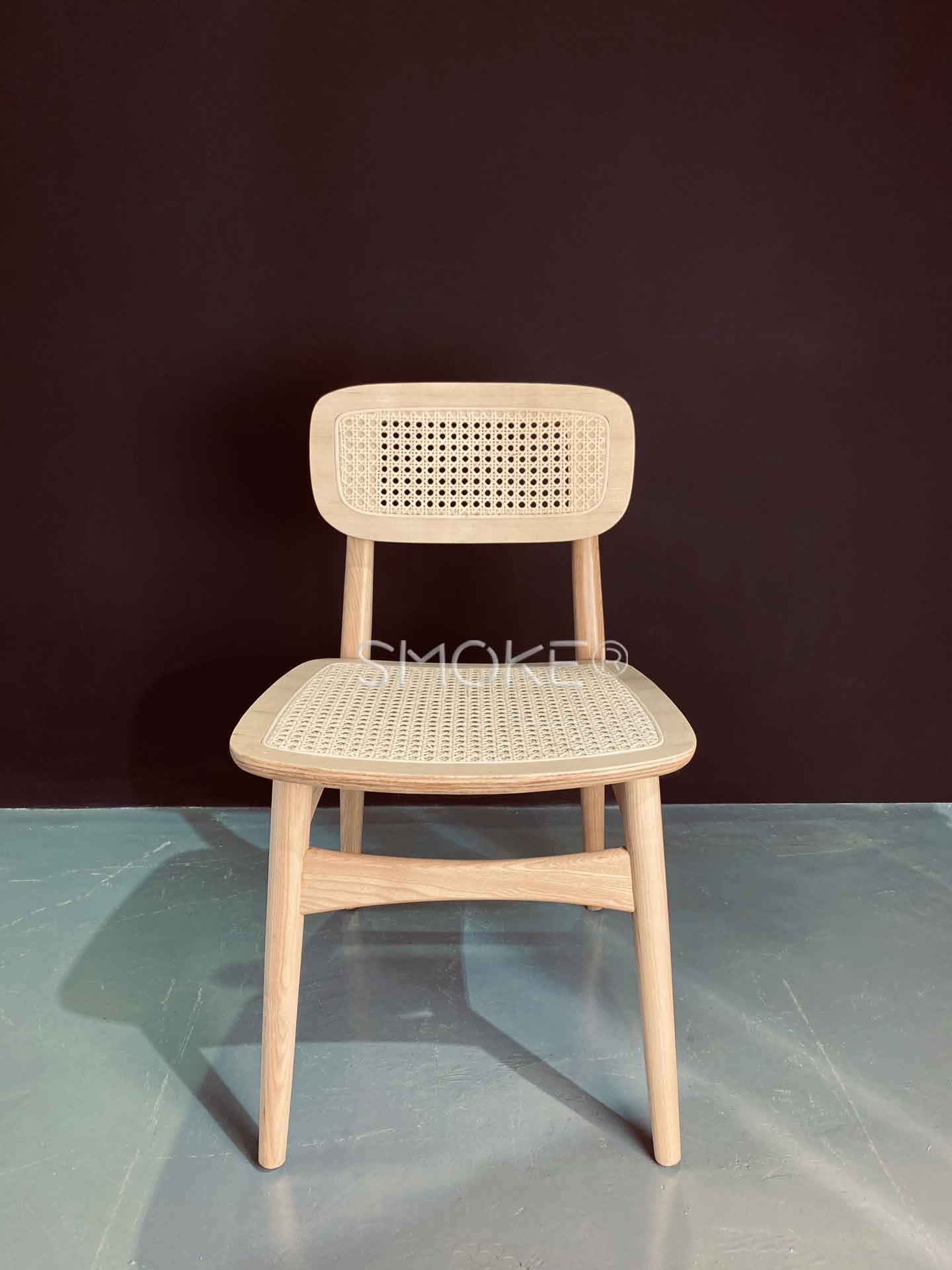 ash wood dining chair Olena