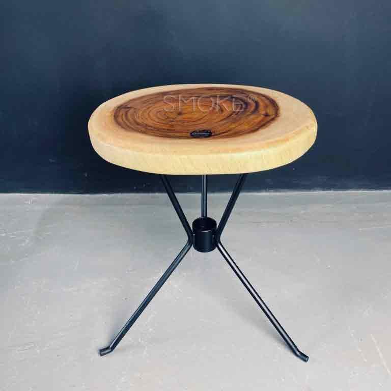 Jacob suar wood stool